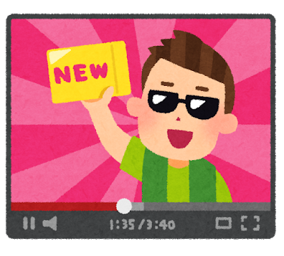作業用youtubeライブ配信を稀におこなっています